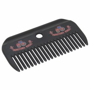 Tractors Rock Mane Comb by Hy Equestrian