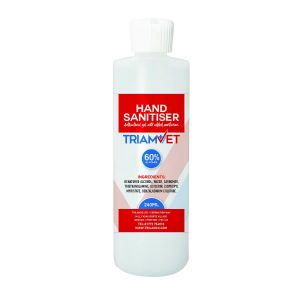 TriamVet Hand Sanitiser Gel - 240ml