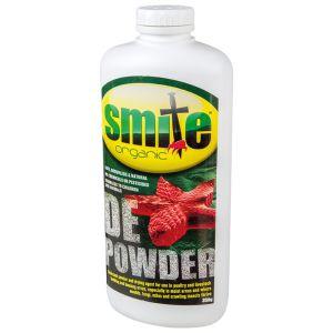 Smite Organic DE Powder