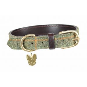 Digby & Fox Tweed Dog Collar