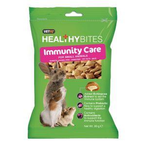 VetIQ Healthy Bites Immunity Care for Small Animals - 30gm