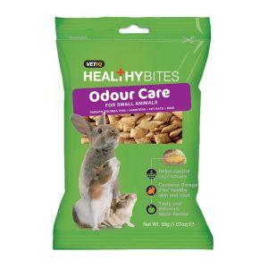 VetIQ Healthy Bites Odour Care for Small Animals - 30gm