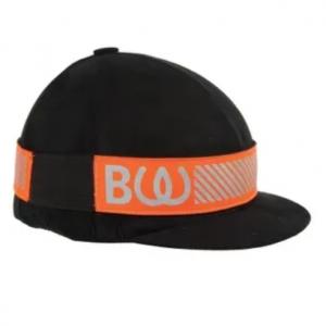 Bridleway Visibility Hat Band - Orange