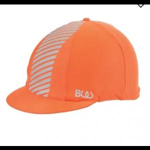 Bridleway Visibility Hat Cover - Orange