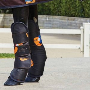 Weatherbeeta Wide Tab Travel Boots