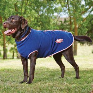 Weatherbeeta ComFITec Fleece Zip Dog Coat