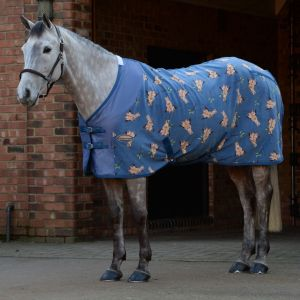 Weatherbeeta Fleece Cooler Standard Neck  - Giraffe Print