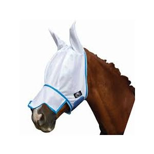 Weatherbeeta Fly Mask with Insect Shield and Nose - Pony