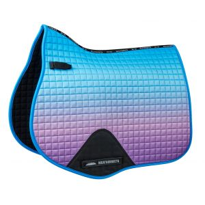 Weatherbeeta Prim Ombre Jump Shaped Saddle Pad