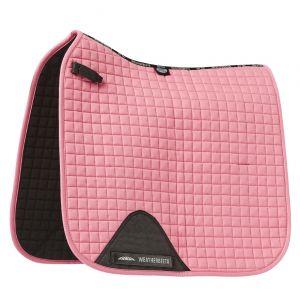 Weatherbeeta Prime Dressage Saddle Pad - Bubblegum Pink