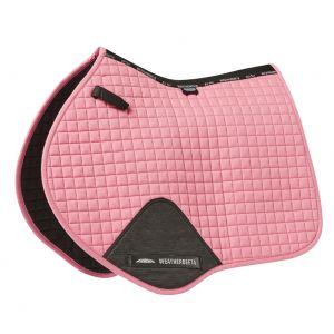 Weatherbeeta Prime Jump Shaped Saddle Pad - Bubblegum Pink