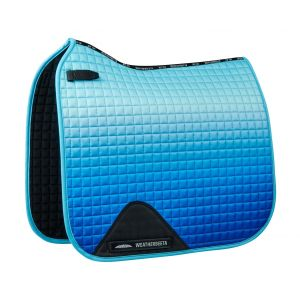 Weatherbeeta Prime Ombre Dressage Saddle Pad