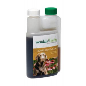 Wendals Dog Liquid Devils Claw Root - 250ml