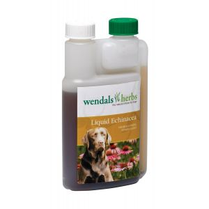 Wendals Dog Liquid Echinacea - 250ml
