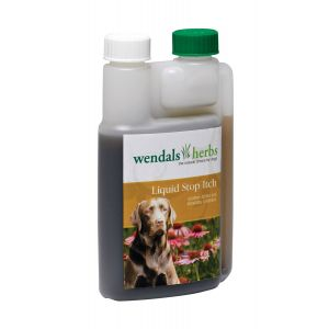 Wendals Dog Liquid Stop Itch - 250ml