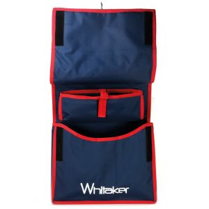Whitaker Kettlewell Bandage Bag - Blue/Red