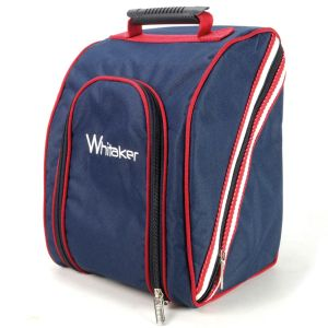 Whitaker Kettlewell Helmet Bag - Blue/Red