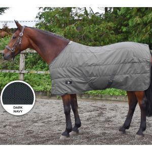 Whitaker Stable Rug Arthur 200gm - Dark Navy