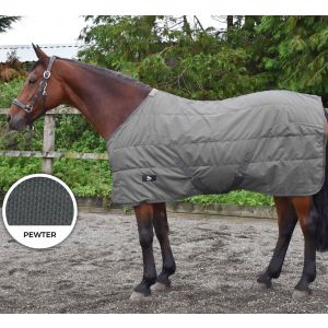 Whitaker Stable Rug Arthur 200gm - Pewter