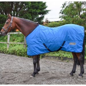 Whitaker Stable Rug Milnrow 100gm - French Blue