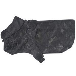 Whitaker Sydney Reflective Dog Coat - Black Camo