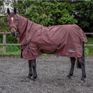 Whitaker Turnout Rug Combo Bournville